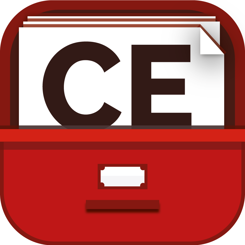 the CE App